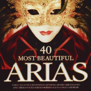 VARIOUS ARTISTS-THE 40 MOST BEAUTIFUL ARIAS