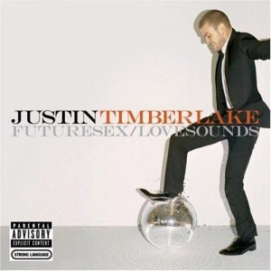 JUSTIN TIMBERLAKE-FUTURESEX/LOVESOUNDS