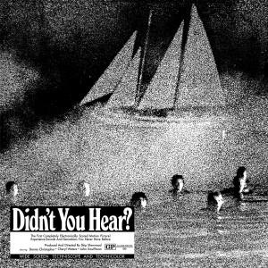 MORT GARSON-DIDN´T YOU HEAR? (COLORED VINYL)
