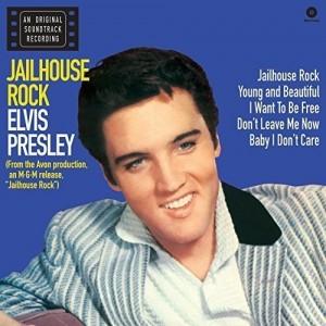 ELVIS PRESLEY-JAILHOUSE ROCK