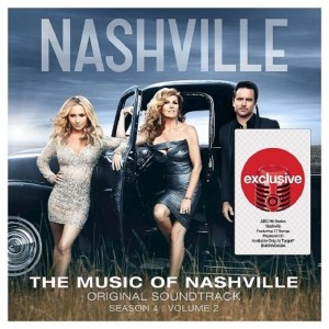 SOUNDTRACK-THE MUSIC OF NASHVILLE (SEASON 4, VOL. 2) TARGET EXCLUSIVE