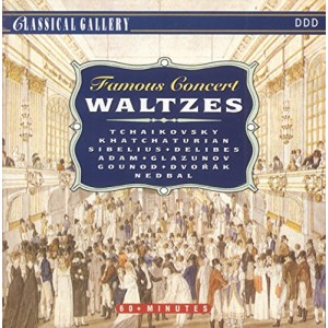 VARIOUS ARTISTS-FAMOUS CONCERT WALTZES
