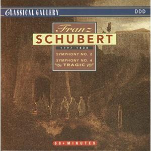 SCHUBERT, F.-SYMPHONIES NOS 2 & 4/TRAG