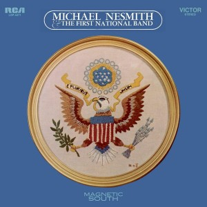 MICHAEL NESMITH-MAGNETIC SOUTH (COLOURED)