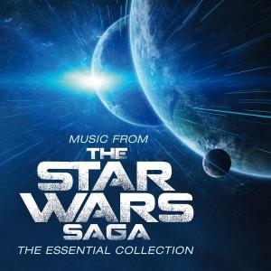 MUSIC FROM THE STAR WARS SAGA OST (GREY)