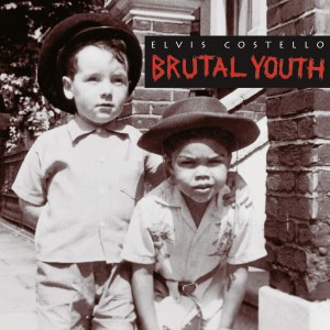 ELVIS COSTELLO-BRUTAL YOUTH (COLOURED)