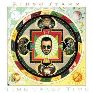 RINGO STARR-TIME TAKES TIME (COLOURED)