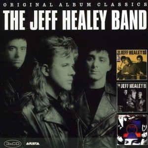 JEFF HEALEY-ORIGINAL ALBUM CLASSICS