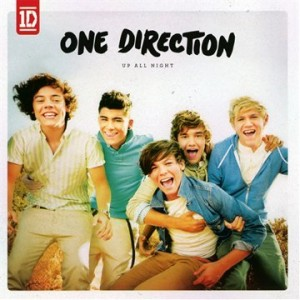 ONE DIRECTION-UP ALL NIGHT