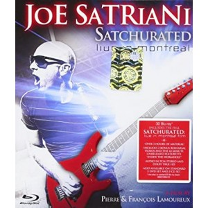 JOE SATRIANI-SATCHURATED: LIVE IN MONTREAL