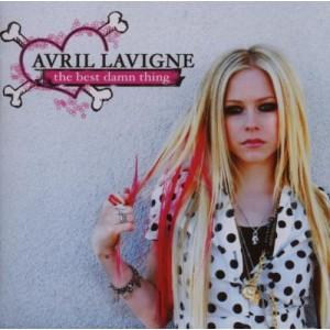 AVRIL LAVIGNE-BEST DAMN THING