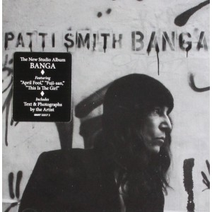 PATTI SMITH–BANGA