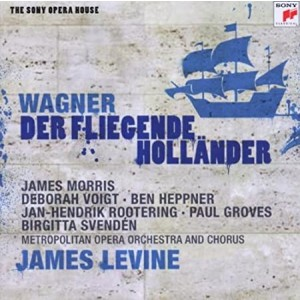 LEVINE JAMES-WAGNER: DER FLIEGENDE HOLLÄNDE