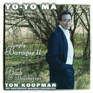 YO-YO MA-SIMPLY BAROQUE II