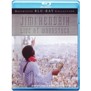 JIMI HENDRIX-LIVE AT WOODSTOCK