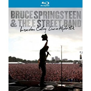 BRUCE SPRINGSTEEN & THE E STREET BAND-LONDON CALLING LIVE IN