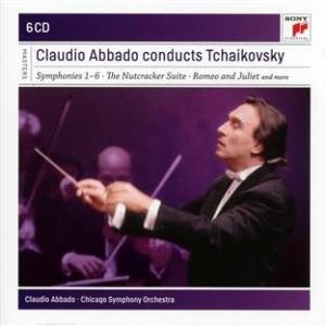 CLAUDIO ABBADO-CLAUDIO ABBADO CONDUCTS TCHAIKOWSKY