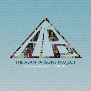 ALAN PARSONS PROJECT-THE COMPLETE ALBUMS COLLECTION