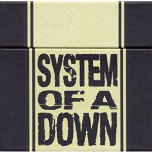 SYSTEM OF A DOWN-5 ALBUM BUNDLE