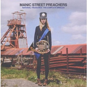 MANIC STREET PREACHERS-NATIONAL TREASURES: THE COMPLETE SINGLES