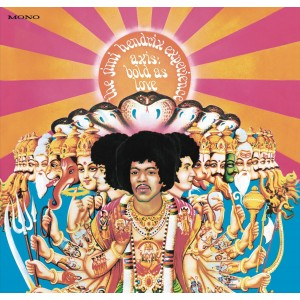 JIMI HENDRIX THE EXPERIENCE-AXIS: BOLD AS LOVE