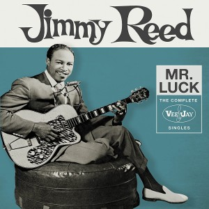 JIMMY REED-MR. LUCK: THE COMPLETE VEE-JAY SINGLES