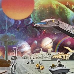 VARIOUS ARTISTS-MOON ROCKS: EXTRAPLANETARY FUNK, SPACE DISCO, AND GALACTIC BOOGIE
