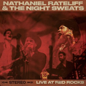 NATHANIEL RATELIFF & THE NIGHT SWEATS-LIVE AT RED ROCKS