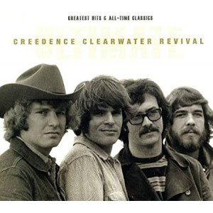 CREEDENCE CLEARWATER REVIVAL-ULTIMATE CREEDENCE CLEARWATER REVIVAL: GREATEST HITS & ALL-TIME CLASSICS