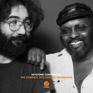 MERL SAUNDERS, JERRY GARCIA-KEYSTONE COMPANIONS: THE COMPLETE 1973 FANTASY RECORDINGS