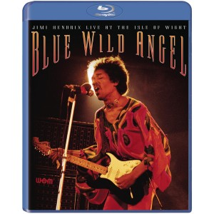 JIMI HENDRIX-BLUE WILD ANGEL: LIVE AT THE ISLE OF WIGHT