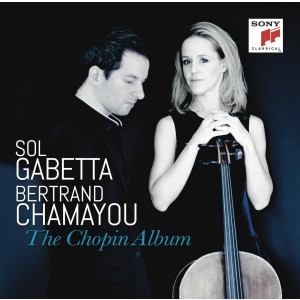 SOL GABETTA-THE CHOPIN ALBUM