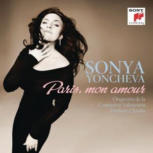 SONYA YONCHEVA-PARIS, MON AMOUR