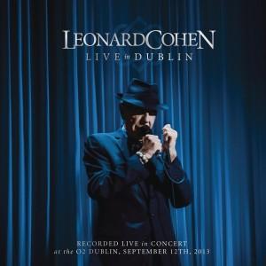LEONARD COHEN-LIVE IN DUBLIN