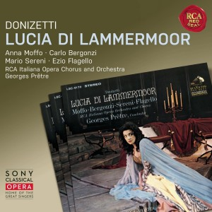 PRÊTRE GEORGES-DONIZETTI: LUCIA DI LAMMERMOOR (REMASTERED)