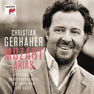 CHRISTIAN GERHAHER-MOZART ARIAS