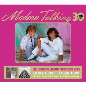 MODERN TALKING-THE FIRST & SECOND ALBUM (30TH ANNIVERSARY EDITION)
