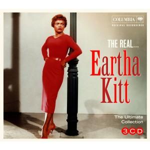 EARTHA KITT-THE REAL... EARTHA KITT