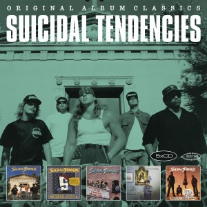 SUICIDAL TENDENCIES-ORIGINAL ALBUM CLASSICS