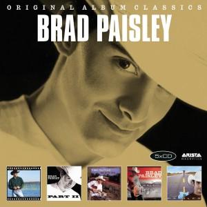 BRAD PAISLEY-ORIGINAL ALBUM CLASSICS