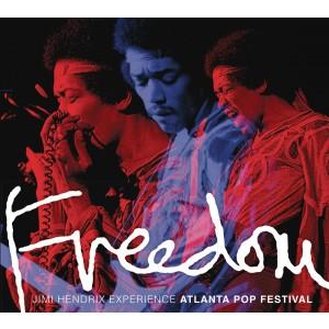JIMI HENDRIX-FREEDOM: ATLANTA POP FESTIVAL