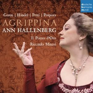 ANN HALLENBERG-AGRIPPINA - OPERA ARIAS