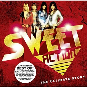 SWEET-ACTION! THE ULTIMATE SWEET STORY (DVD ACTION-PACK)