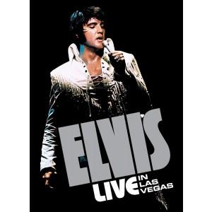 ELVIS PRESLEY-LIVE IN LAS VEGAS