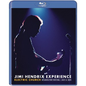 JIMI HENDRIX-JIMI HENDRIX EXPERIENCE: ELECTRIC CHURCH