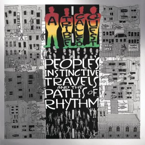 A TRIBE CALLED QUEST-PEOPLE´S INSTINCTIVE TRAVELS AND THE PATHS OF RHYTHM (25TH ANNIVERSARY EDITION)