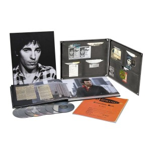 BRUCE SPRINGSTEEN:THE TIES THAT BIND:THE RIVER COLLECTION
