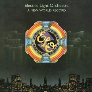 ELECTRIC LIGHT ORCHESTRA-A NEW WORLD RECORD
