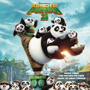 ZIMMER HANS-KUNG FU PANDA 3 (MUSIC FROM THE MOTION PICTURE)