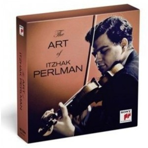 PERLMAN ITZHAK-THE ART OF ITZHAK PERLMAN